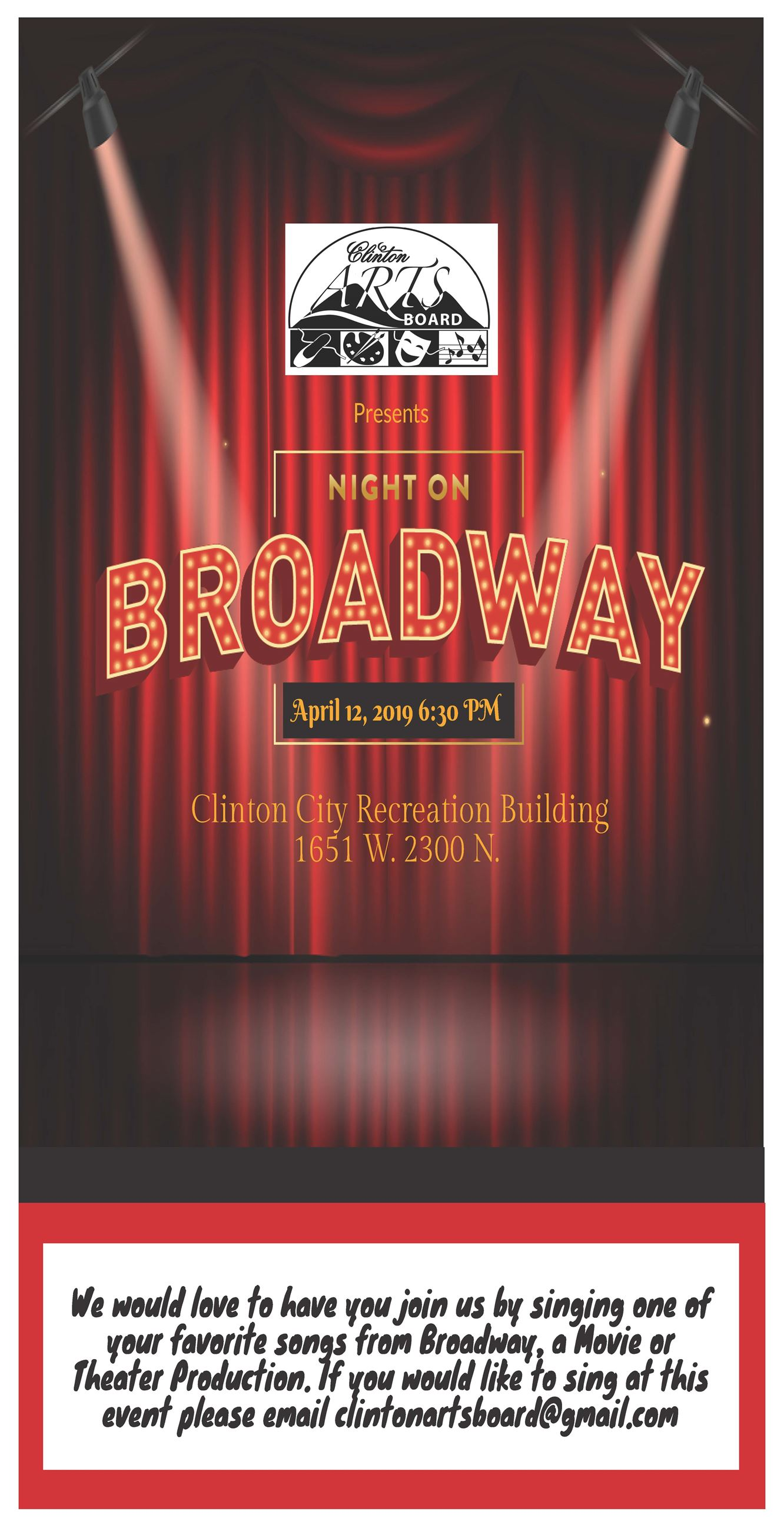 Night on broadway 2019