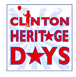 Clinton Heritage Days Logo